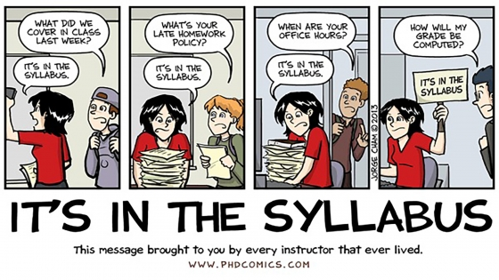 "Used with permission: ""Piled Higher and Deeper"" by Jorge Cham www.phdcomics.com"