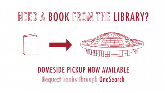 Need a book from the library?
