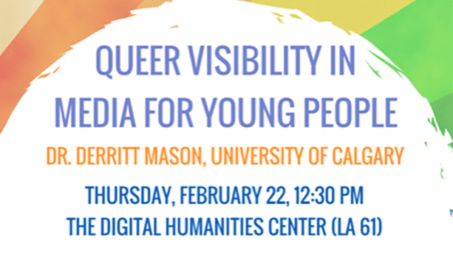 queer visibility in media for young people