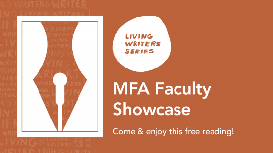 MFA Faculty Showcase
