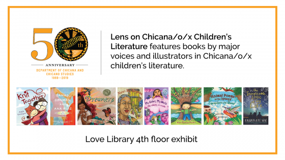 Lens on Chicana/o/x Children's Literature
