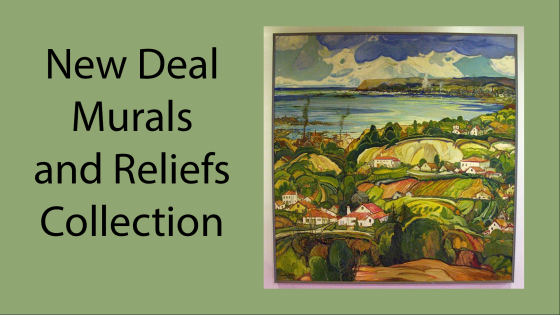 New Deal Murals and Reliefs Collection