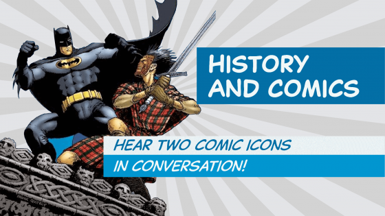 History and Comics: Billy Grove and Frank Quitely in Conversation