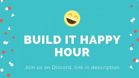 buildIT Happy Hour