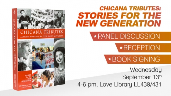 chicana tributes stories event at sdsu library