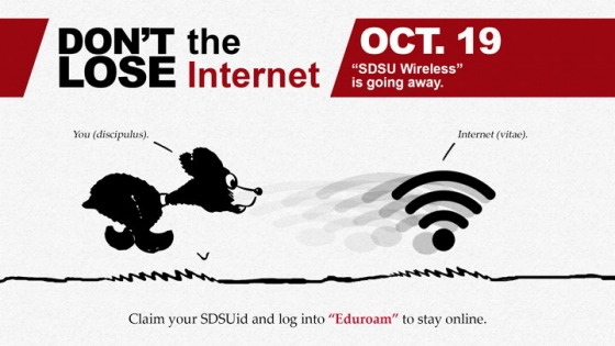 dont lose the internet oct 19