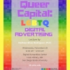 Queer Capital flyer
