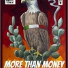 Front cover of the new book More Than Money, A Memoir by Claudia Dominguez