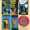 Poster for 2018 Will Eisner Week