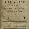 Title page of Newton's Opticks (1730)