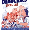 Cover art for THIS is What Democracy Looks Like: A Graphic Guide to Governance