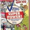 Cover art for Voting is Your Super Power