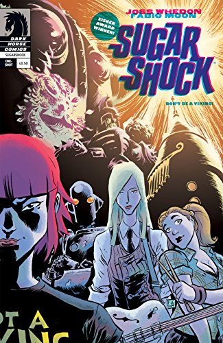 Cover of Sugarshock!
