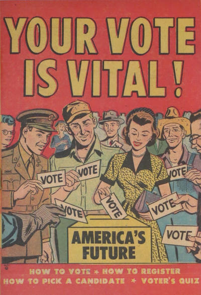Cover art for Your Vote is Vital