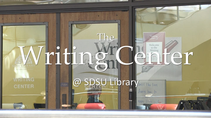 the writing center at sdsu library over