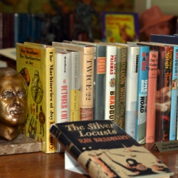 Books by Ray Bradbury