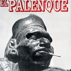 Cover of the 1941 Spring Issue of El Palenque