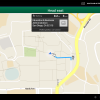 Google Navigation Map