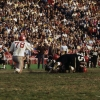 Aztecs defeat Boston University Terriers at the Pasadena Bowl in 1969