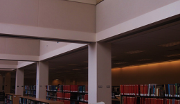 Picture of Reference Collection, First Floor Library Addition