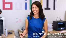 jenny wong welch working build it