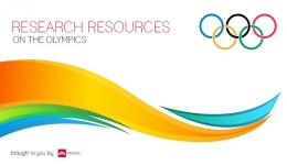 research resources on the olympics
