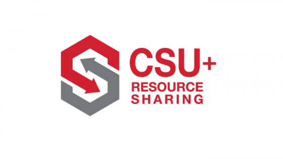 logo csu+ resource sharing
