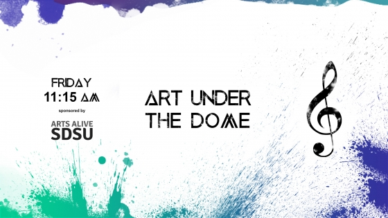Art Under the Dome 11:15 am