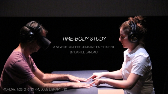 time-body study