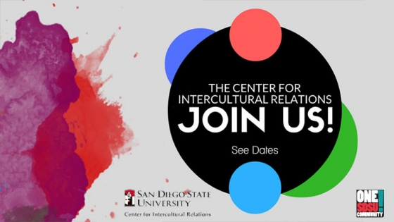 center for intercultural relations join us see dates fall 2016